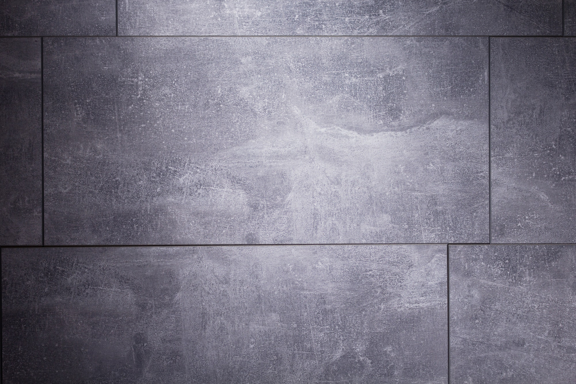Stone or marble surface background of tile floor or wall texture. Grey floor laminate background